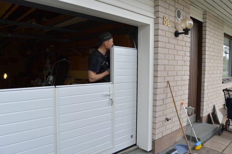 Nosto-oven asennus avaimet käteen -pakettina. Asennukset avaimet käteen -pakettina. Ilmainen mitoitus ja nopea toimitus.