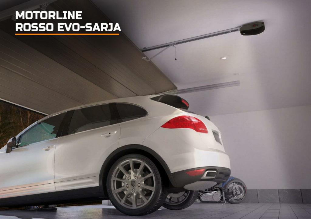 Sähköinen oven avaaja Motorline Rosso EVO
