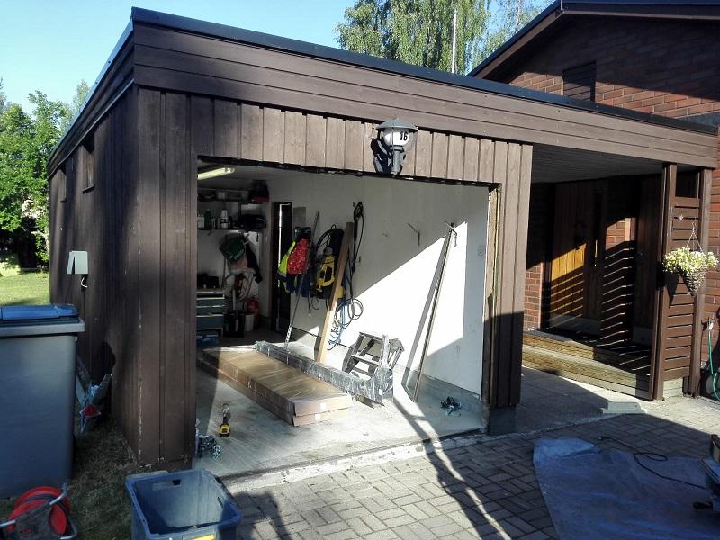 Vanhan oven purkutyö toteutetaan ennakoivasti valmis lopputulos huomioiden, asiakkaan taloa kunnioittaen ja siisteyttä painottaen. Huomioimme kantavat rakenteet ja puramme vain tarvittavan.