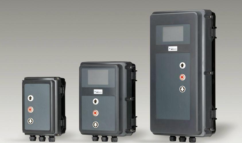 MFZ-ohjausohjelma tarjoaa laaja valikoima sovelluksia rullaovia, lamelliovia ja pikaovia varten, joita vaaditaan markkinoilla. Tuotevalikoima ulottuu koskettimien hallintalaitteista maanalaisten pysäköintihallien ohjausten liikevaloineen kautta monimutkaisiin oviohjauksiin integroidulla taajuusmuuttajalla. Lisäksi löytyy muita erikoisohjauksia palo-oville, räjähdyssuojattuja tiloja varten, uima-altaan suojuksille ja liukuoville vastaavissa erikoisluetteloissa.