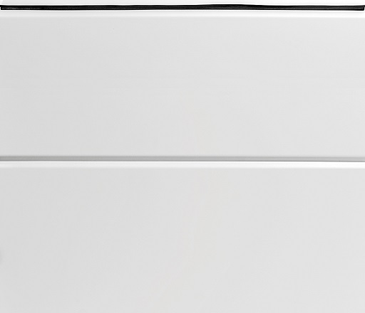 Nosto-oven lamellimalli - Leveä vaakaura - Sileä