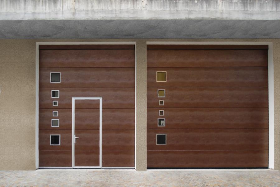 Nosto-ovet erikoisvärillä - Kupari