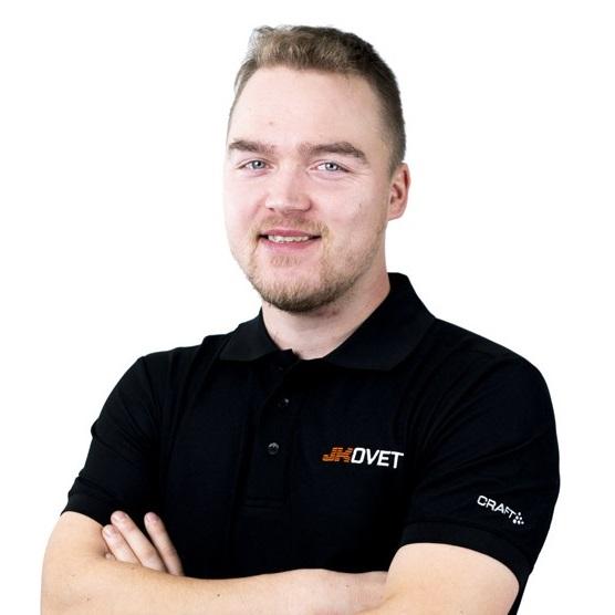 Atso Mallat JK-Ovet Myyntiedustaja Teollisuus