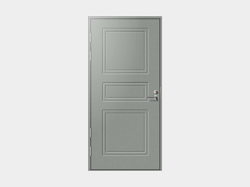 Rapala ulko-ovi umpinaisena on täydellinen perinnemalli, sekä erittäin kaunis ja suosittu myös pariovena. Laaja erikoismittojen vaihteluväli valmistamissamme ulko-ovissa takaa sen, että meiltä löydät sopivan ratkaisun melkeinpä oviaukkoon kuin oviaukkoon; harvinaisen kapeisiin, poikkeuksellisen korkeisiin ja kaikkeen siltä väliltä.