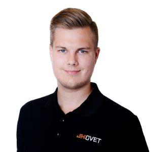 Myyntiedustaja - Joonas Vanhatalo - JK-Ovet